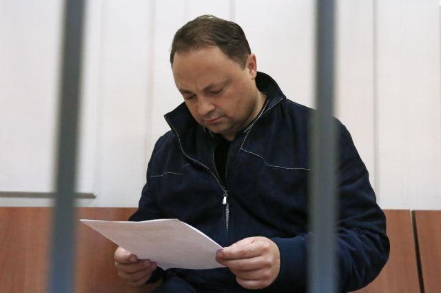 Арестованный экс-глава Владивостока просит Путина защитить его