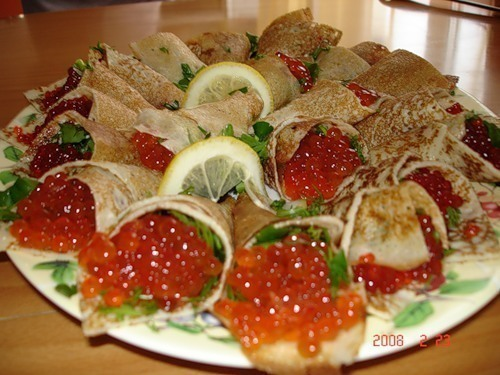 Национальная русская еда!!!