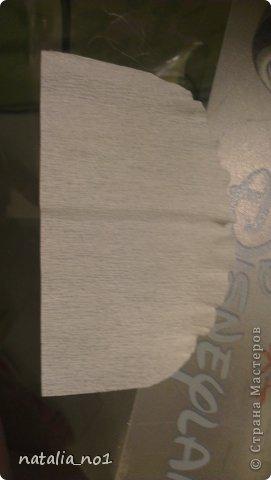 Мастер-класс Свит-дизайн МК по изготовлению лилии Бумага гофрированная фото 10