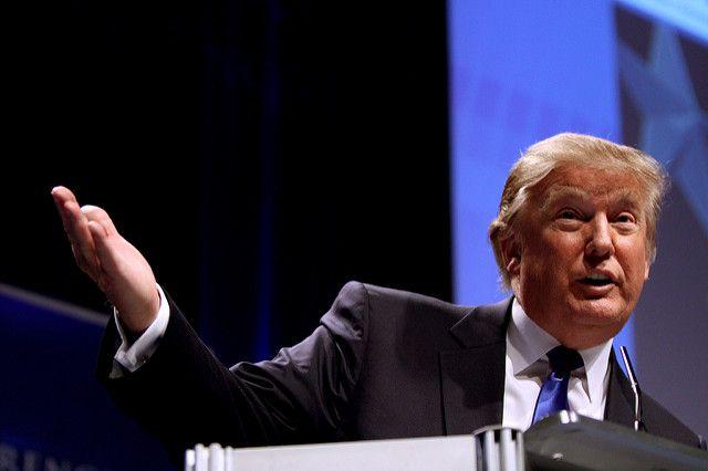 Трамп заявил, что Россия создала в США хаос
