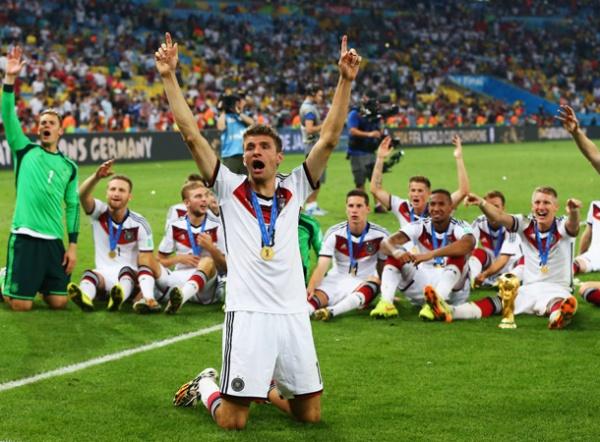 Немецким футболистам обещано по €350 тысяч запобеду намундиале вРоссии