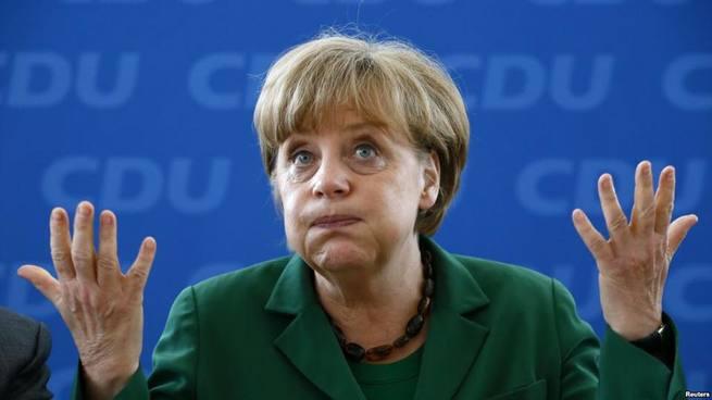 Ультиматум Меркель
