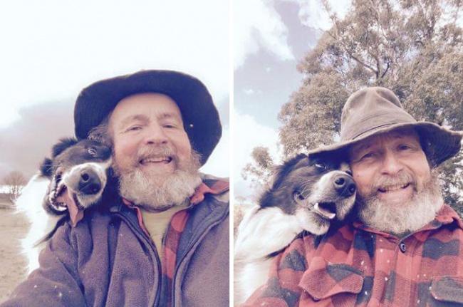 Фотографии с животными, на которых запечатлена самая искренняя дружба