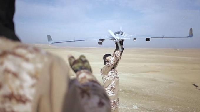 Особенности применения террористами ИГИЛ коммерческих беспилотников