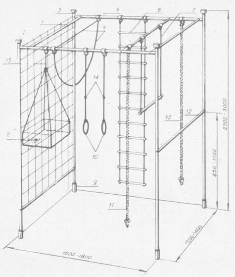 схемы чертежи мотодельтапланов