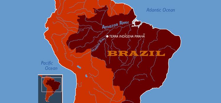 племена населяющие амазонку