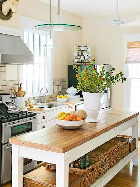 Как обустроить узкую кухню: 5 эффективных идей, 35 примеров