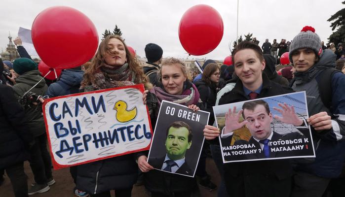 Чем на самом деле страшны последние выступления на Тверской.