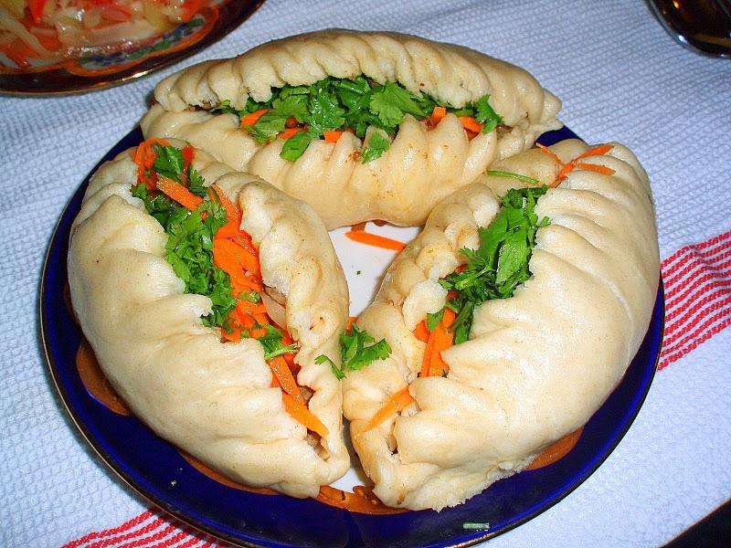 Рецепт умопомрачительных пирожков на пару