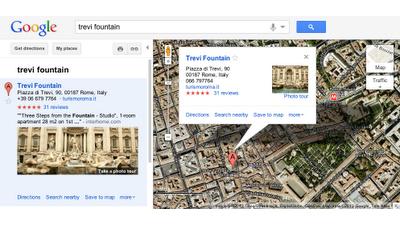 На Google Maps появились фототуры по достопримечательностям