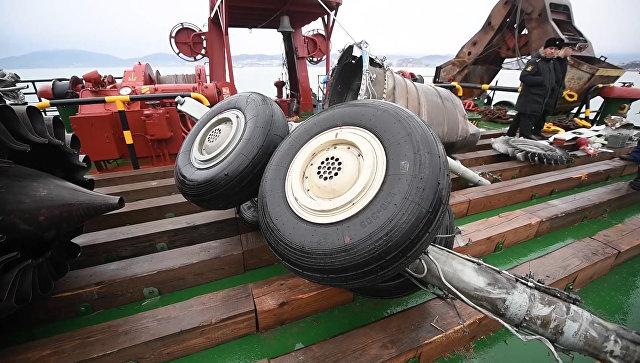 Минобороны на 99% расследовало причины крушения Ту-154