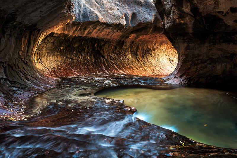 Национальный парк Сион, Юта Северная Америка, путешествие, фотография