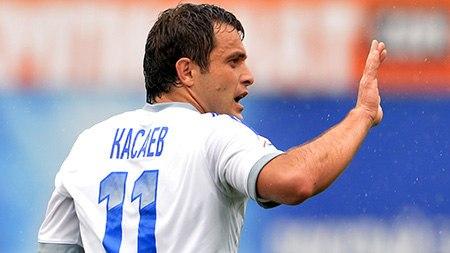 Касаев подпишет с «Динамо» новый контракт