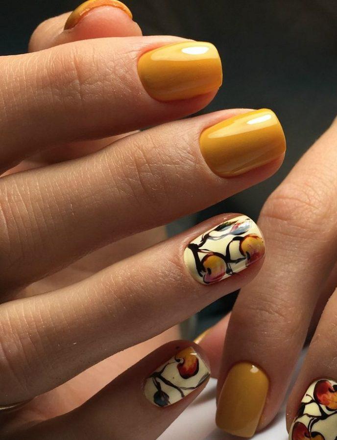 Дизайн ногтей тренд сезона