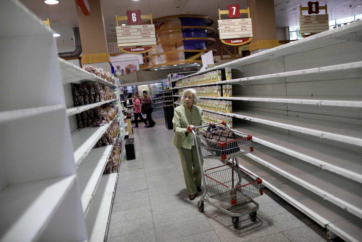 О переживающих за Венесуэлу