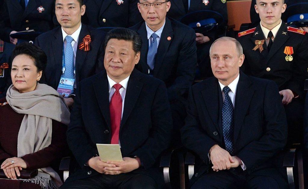 Ход конем: Россия и Китай положат конец США