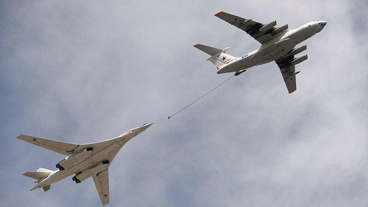 В Венесуэле проводили российские ракетоносцы Ту-160