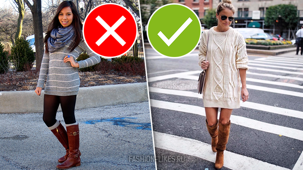 5 вязаных платьев, которые могут испортить вашу фигуру (и настроение)