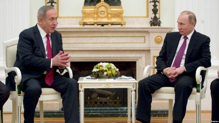 Нетаньяху едет вСочи жаловаться Путину наИран