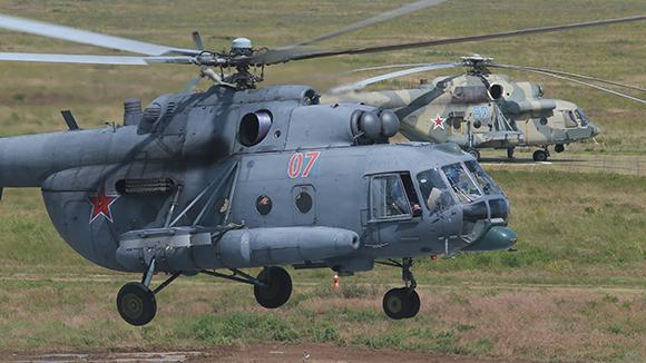 Российских вертолетчиков переоденут в огнестойкие бронекостюмы