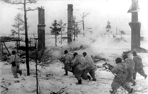 «Первый Сталинский удар»: как закончилась блокада Ленинграда