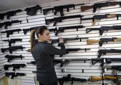 Смертельный рекорд: В прошлом году в США огнестрельное оружие унесло жизни сорока тысяч человек