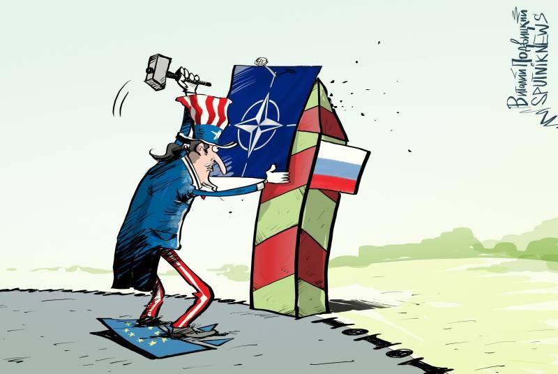 Расширение НАТО — одна из основных угроз для современной России