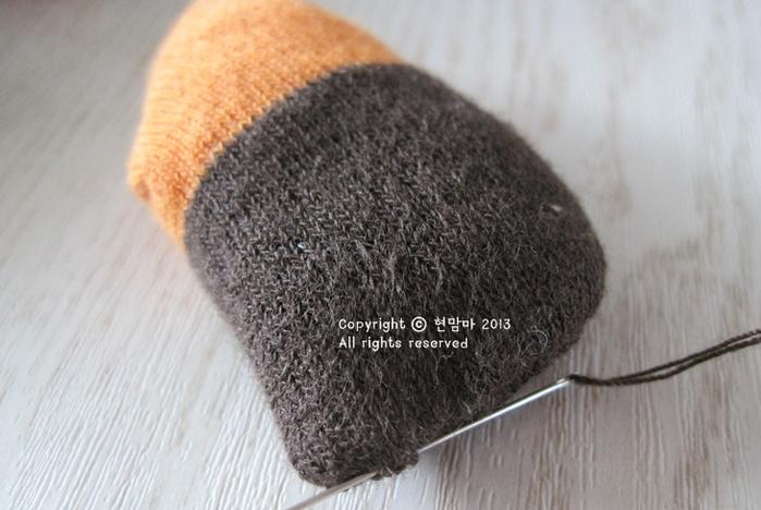 ворона. игрушки из носков (17) (700x468, 479Kb)
