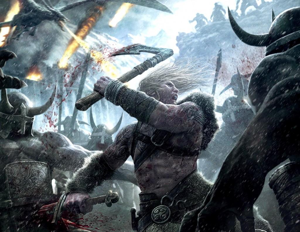 Битва викингов за Асгард