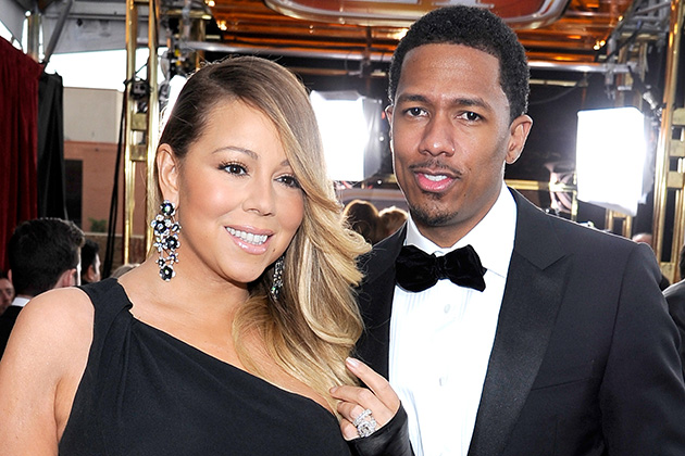 Nick Cannon Confirms That He and Mariah Carey Are Living Apart