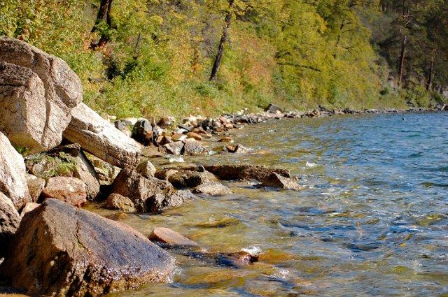 Легенда об озере Инышко.