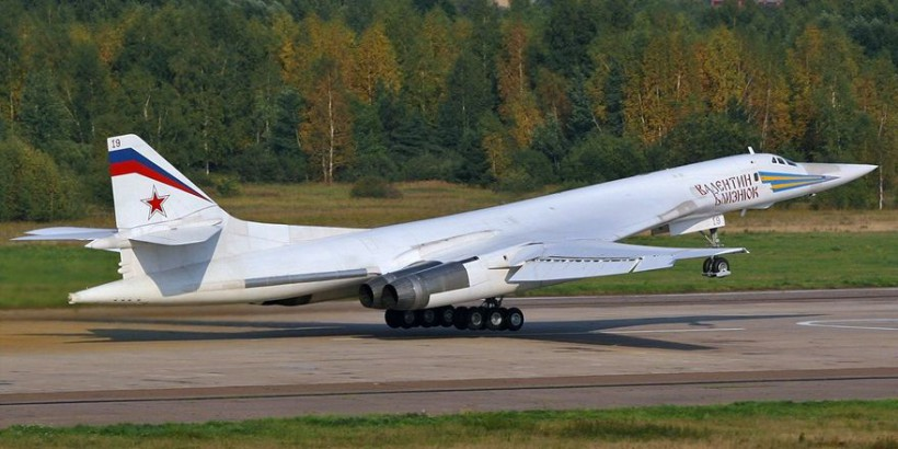 Ту-160М2 — платформа для отработки технологий ПАК ДА