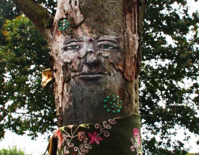 Ожившие деревья