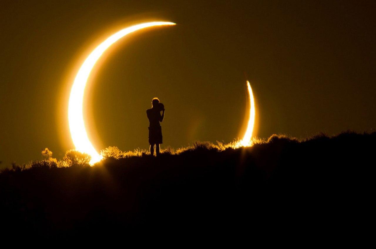Тысячелетняя история изучения солнечных затмений