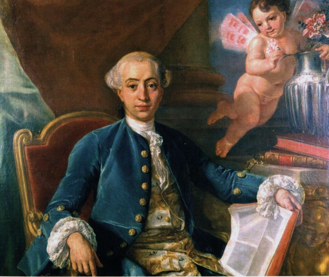 Великий любовник XVIII столетия