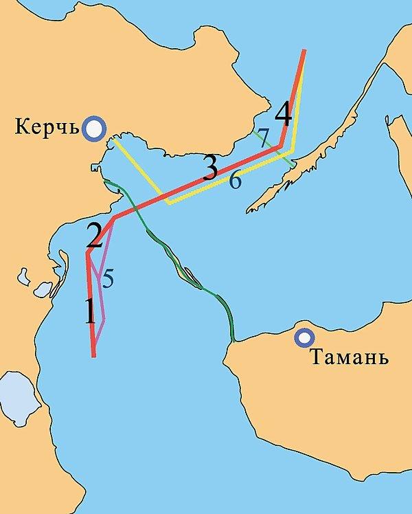 Шведы считают, что Россия имеет полное право топить украинские корабли