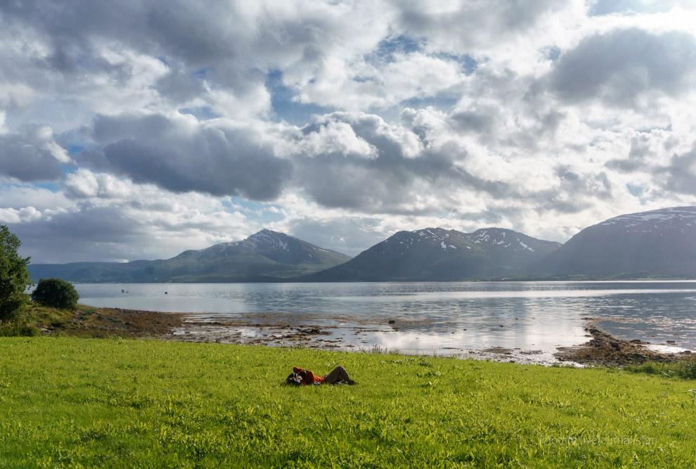 Путешествие в Норвегию