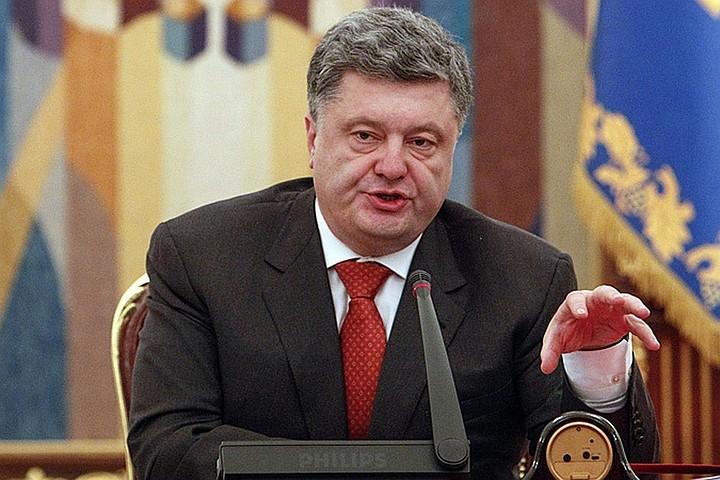 Петр Порошенко назвал Украину одной из беднейших стран Европы