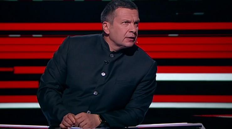 """Сколько должен """"по-честному"""" зарабатывать Владимир Соловьев?"""