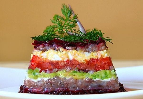 Свекольные салаты для праздничного стола. Такого вы еще не пробовали!