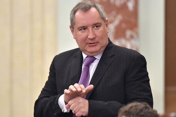 Рогозин «пообещал разорвать»…