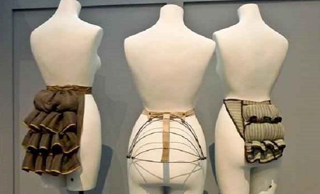7 странных предметов гардероба, которые женщины носили под юбками