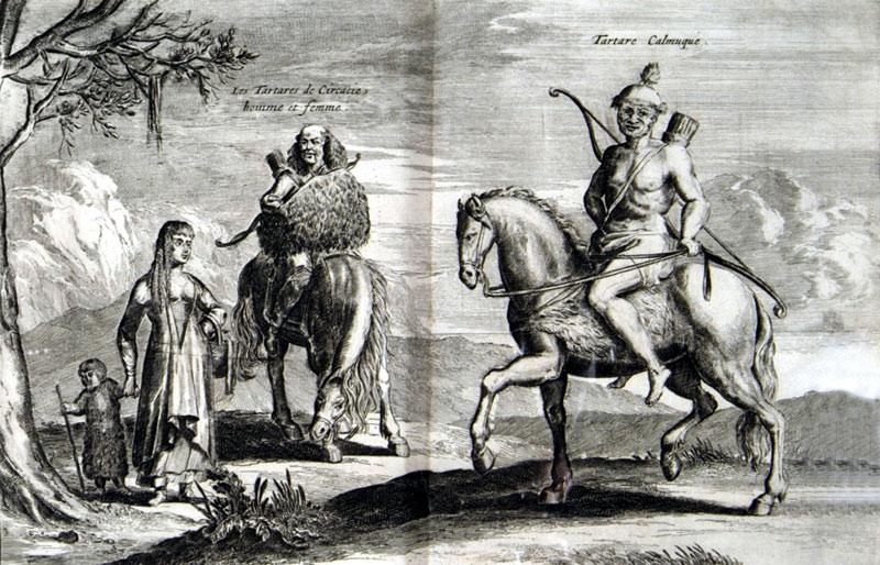 Карты Тартарии XVII вв. Опровержение фальсификаций истории.