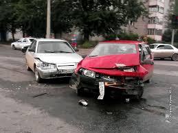 Аварии на перекрёстках