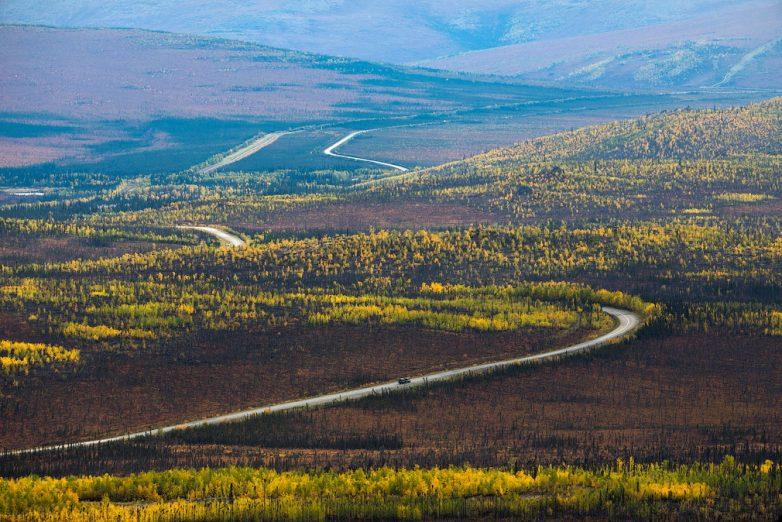 Демонически красиво: 666 километров по Аляске