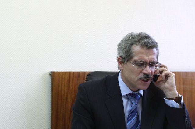Родченков даст первое после бегства в США интервью в новом фильме ARD