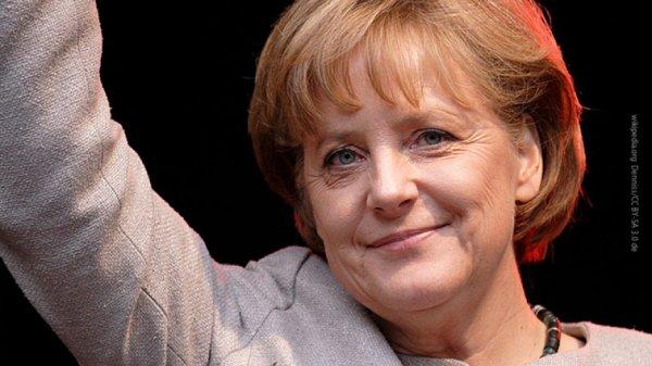 Меркель рассказала, что российский «Северный поток— 2» не угрожает ЕС