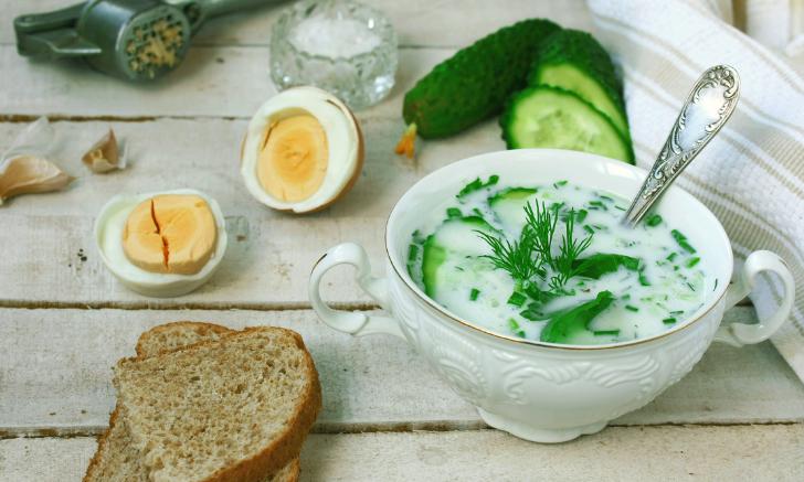 3 рецепта холодных супов для достойной встречи лета: вкусные, легкие, простые