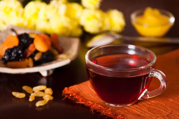 Рецепты вкусного чая