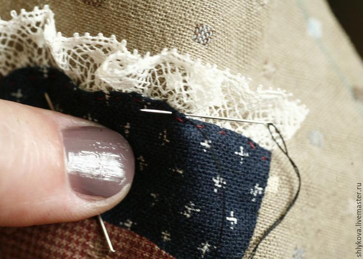ручное шитьё